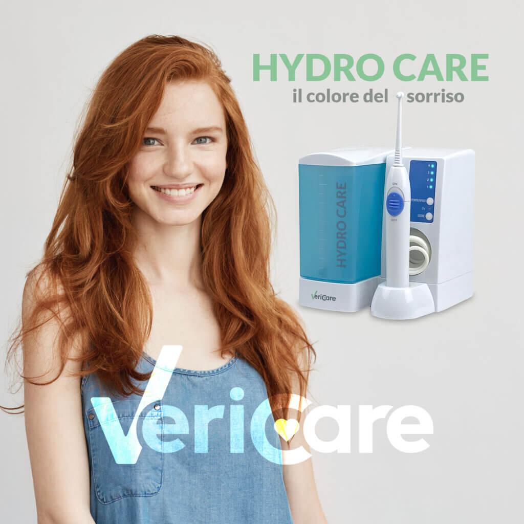 HYDRO CARE, il colore del sorriso